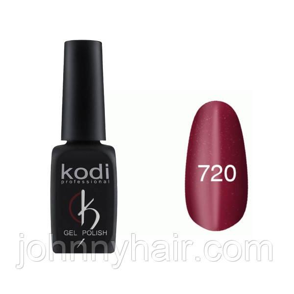 """Гель-лак для нігтів Kodi Professional """"Cat Eye"""" №720 8 мл"""