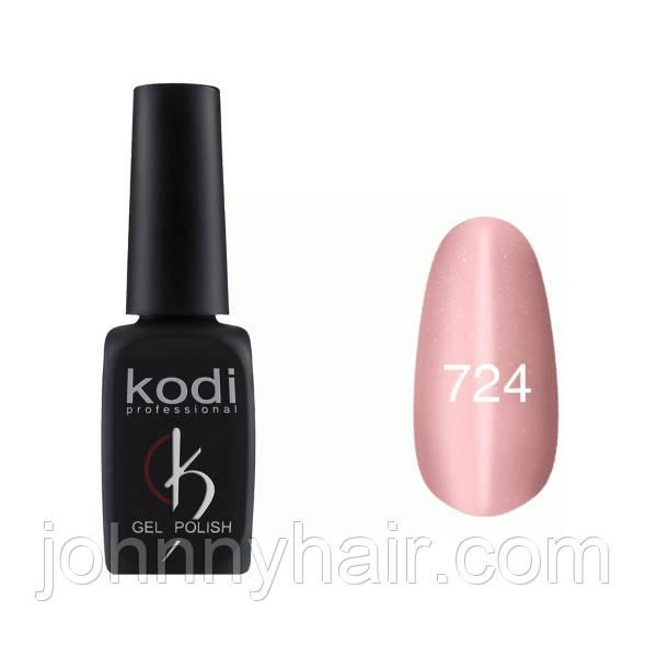 """Гель-лак для ногтей Kodi Professional """"Cat Eye"""" №724 8 мл"""
