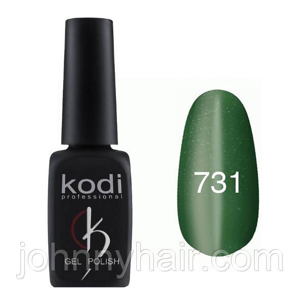 """Гель-лак для ногтей Kodi Professional """"Cat Eye"""" №731 8 мл"""
