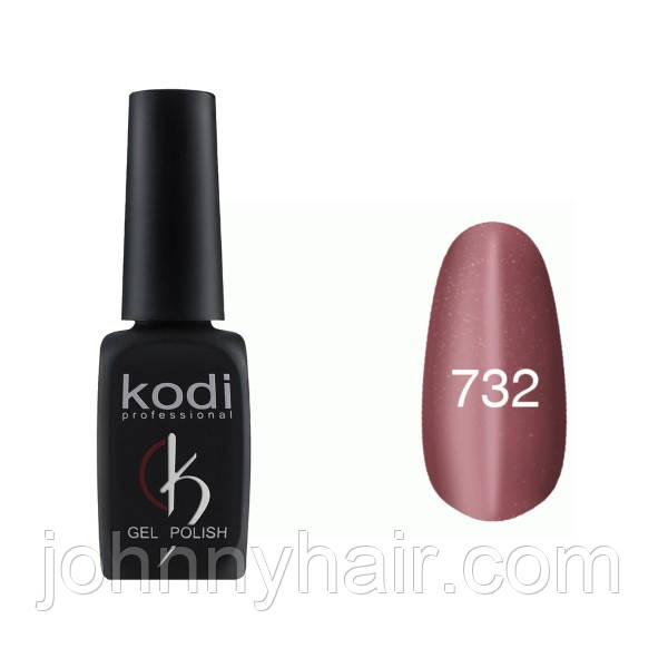 """Гель-лак для ногтей Kodi Professional """"Cat Eye"""" №732 8 мл"""