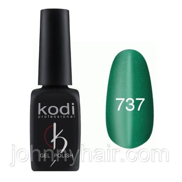 """Гель-лак для ногтей Kodi Professional """"Cat Eye"""" №737 8 мл"""