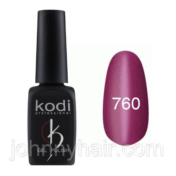 """Гель-лак для ногтей Kodi Professional """"Cat Eye"""" №760 8 мл"""