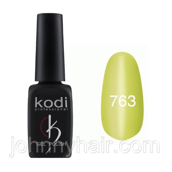 """Гель-лак для ногтей Kodi Professional """"Cat Eye"""" №763 8 мл"""