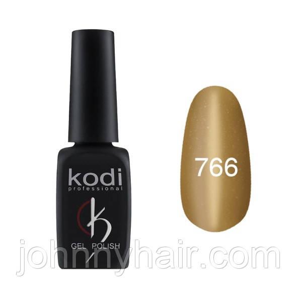 """Гель-лак для нігтів Kodi Professional """"Cat Eye"""" №766 8 мл"""