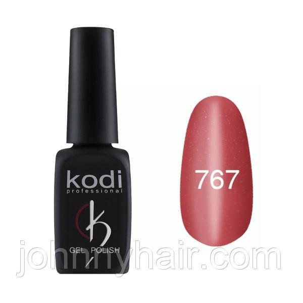 """Гель-лак для ногтей Kodi Professional """"Cat Eye"""" №767 8 мл"""