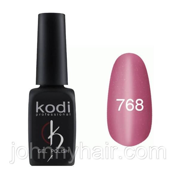 """Гель-лак для нігтів Kodi Professional """"Cat Eye"""" №768 8 мл"""