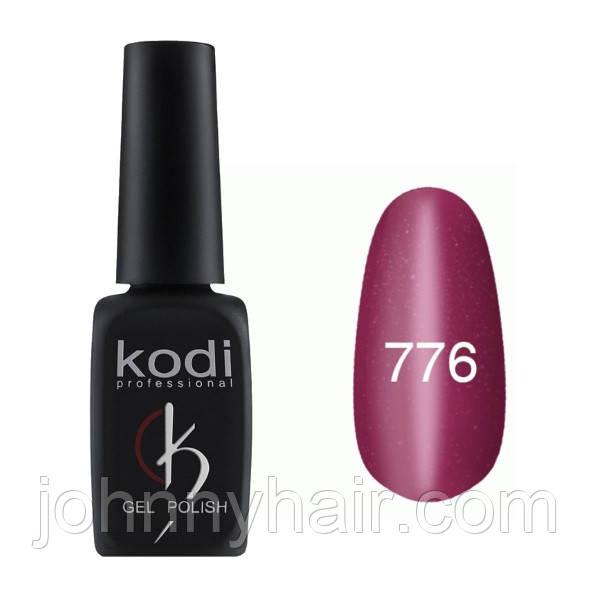 """Гель-лак для ногтей Kodi Professional """"Cat Eye"""" №776 8 мл"""