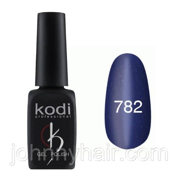 """Гель-лак для нігтів Kodi Professional """"Cat Eye"""" №782 8 мл"""