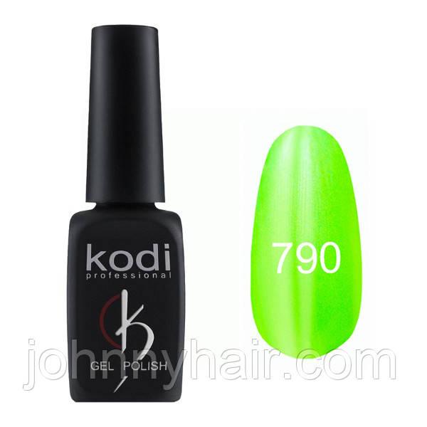 """Гель-лак для ногтей Kodi Professional """"Cat Eye"""" №790 8 мл"""