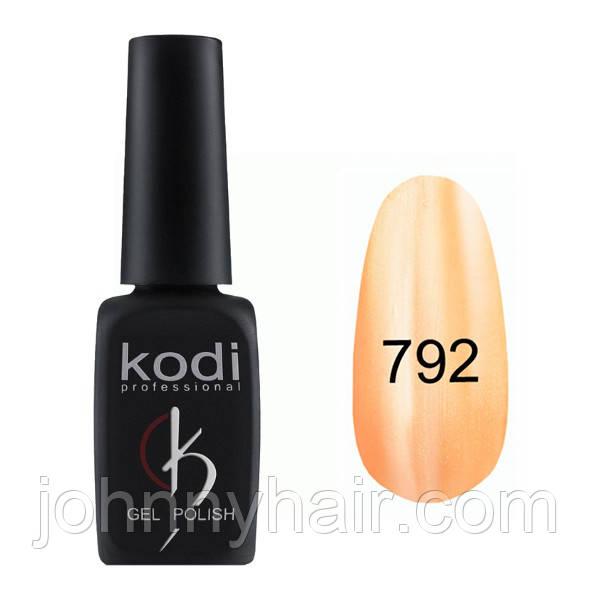 """Гель-лак для ногтей Kodi Professional """"Cat Eye"""" №792 8 мл"""