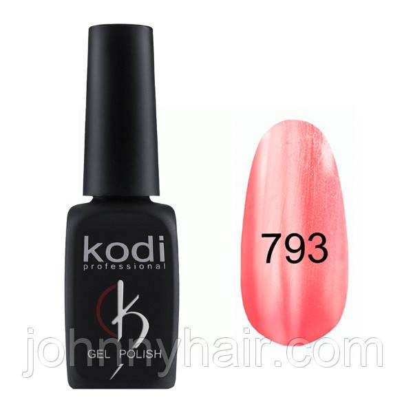 """Гель-лак для ногтей Kodi Professional """"Cat Eye"""" №793 8 мл"""