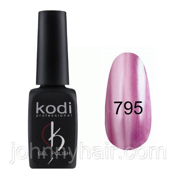 """Гель-лак для нігтів Kodi Professional """"Cat Eye"""" №795 8 мл"""