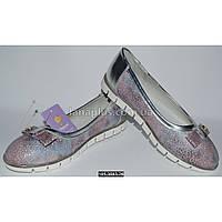 Нарядные туфли для девочки Том.м, 32-37 размер, супинатор, 105-3043-26