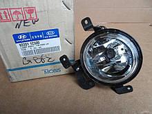 922011C500 Фара противотуманная левая Hyundai Getz 2006-2012 922011c500