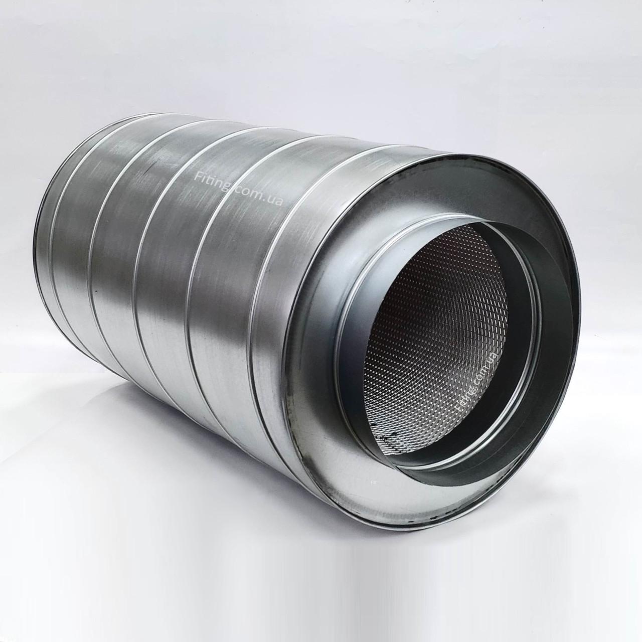 Шумоглушитель Вентс СР 120/900 мм