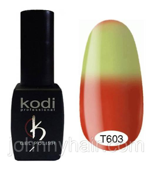 Термо гель-лак для нігтів Kodi Professional №603 8 мл