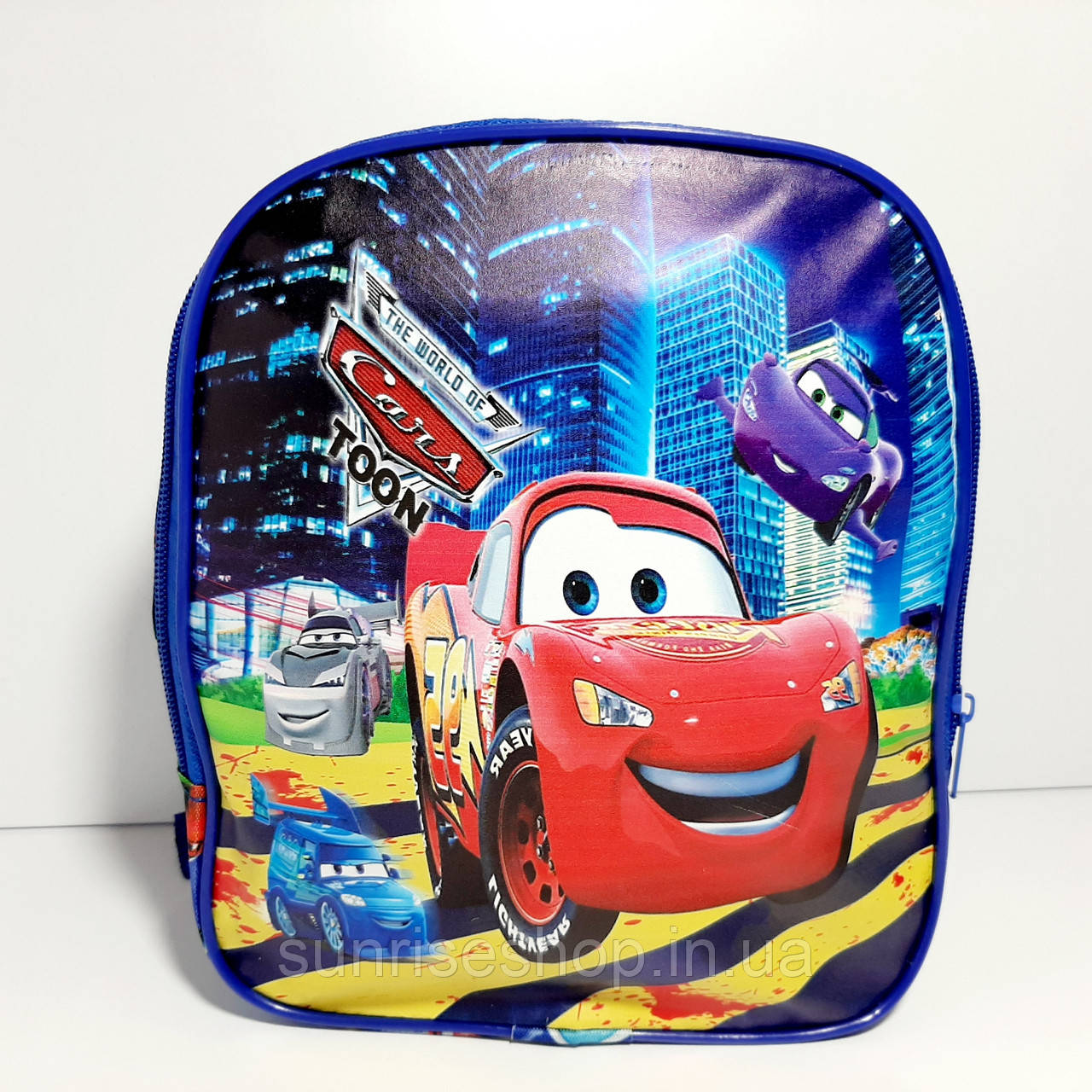 Рюкзак детский для мальчика Мультгерои