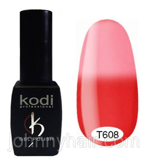 Термо гель-лак для нігтів Kodi Professional №608 8 мл
