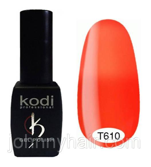 Термо гель-лак для нігтів Kodi Professional №610 8 мл