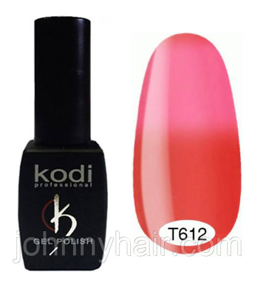 Термо гель-лак для нігтів Kodi Professional №612 8 мл