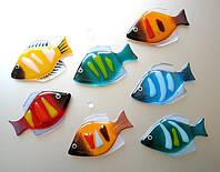 Рыбы -декор для зеркал