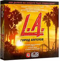 Настольная игра GaGa Games Детектив: Город Ангелов (Detective: A Modern Crime Board Game – L.A. Crimes)