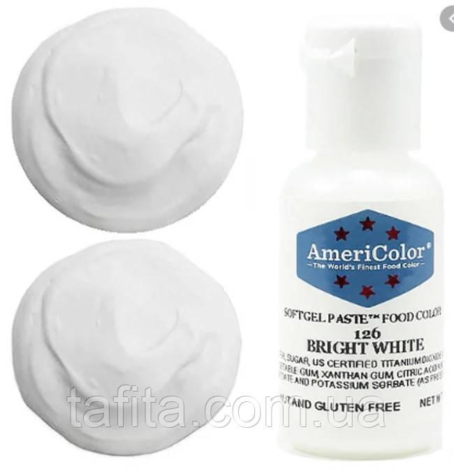 Краситель Америколор Bright white (белый) 126