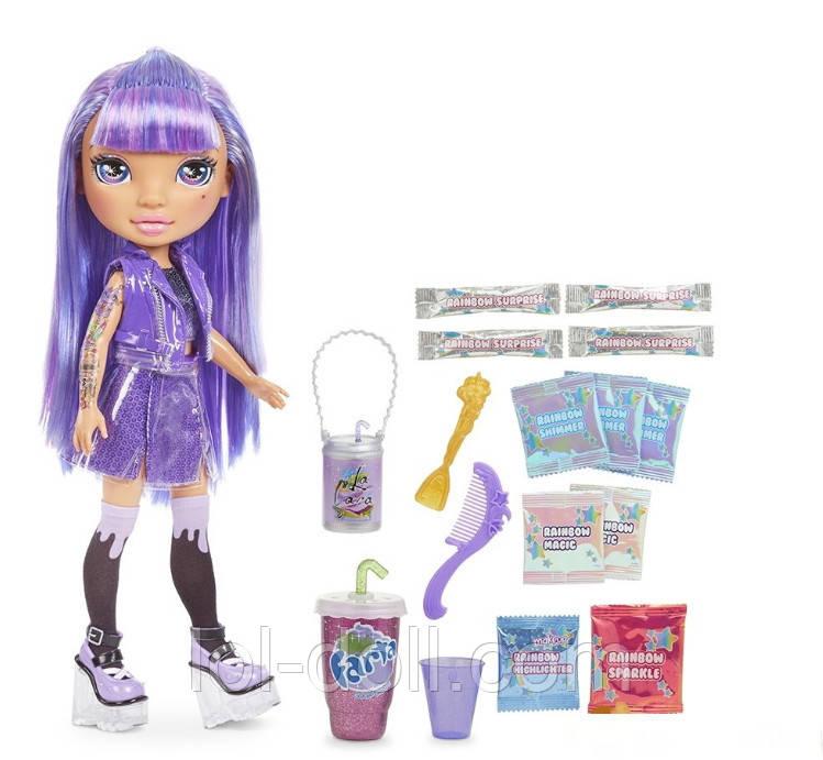 Poopsie Rainbow Surprise Fashion Dolls фиолетовый слайм