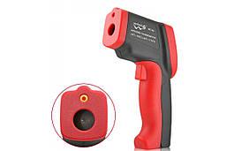 Пирометр бесконтактный цифровой -50-750°C WINTACT WT700, фото 3