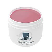 Гель для наращивания ногтей Lemme Cover Medium 15 г