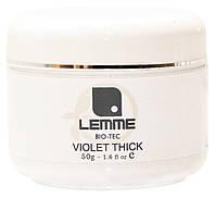 Гель для наращивания ногтей Lemme Violet Jelly Thick 50 г