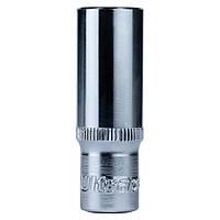 "Насадка шестигранная длинная 1/4"" 12мм CrV Ultra (6062122)"