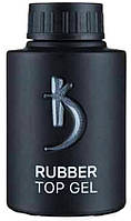 Каучуковое верхнее  покрытие для гель-лака Kodi Professional Rubber Top 35 мл