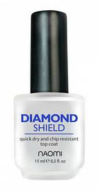 Закрепитель быстросохнущий Naomi Diamond Shield 15 мл