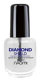 Закрепитель быстросохнущий Naomi Diamond Shield Mini 5 мл