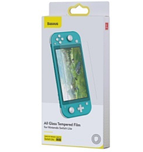 Закаленное стекло Baseus для Nintendo Switch Lite (BOX) / Есть чехлы