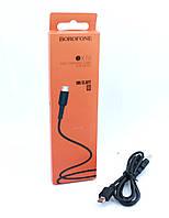 Кабель USB Micro X16 1m (Чорний)