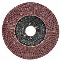 Круг лепестковый торцевой Т29 (конический) Ø125мм P60 Sigma (9172631)