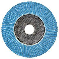 Круг лепестковый торцевой Т29 (конический) ZA Ø125мм P120 Sigma (9173561)