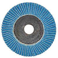 Круг лепестковый торцевой Т29 (конический) ZA Ø125мм P40 Sigma (9173521)