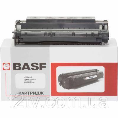 Картридж BASF для HP LJ 5P/5MP/6P аналог C3903A Black (KT-C3903A)