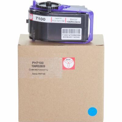 Картридж BASF для Xerox Phaser 7100 Cyan (KT-106R02609)