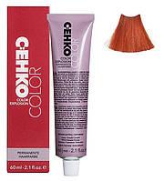 Крем-краска для волос C:EHKO Color Explosion №6/44 Медный с золотистым оттенком 60 мл