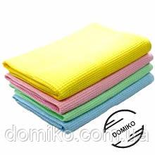 Кухонное  полотенце 30*50 вафелька. Однотонная.