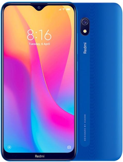 Xiaomi Redmi 8A 2/32 Синий Global ( Международная версия )