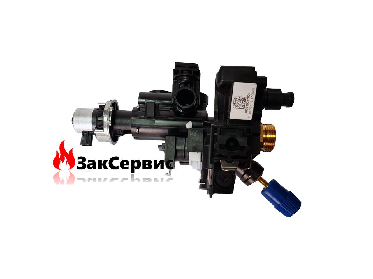 Гидравлический узел возврата на газовый котел Ariston CARES X, HS X, ALTEAS X, GENUS X, CLAS X 65114935-01