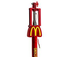 Монопод для Селфі McDonald`s зі шнуром (79052)