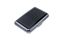 Алюминиевый кошелек-кейс для кредиток (90793)