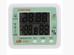 Термометр-гігрометр кімнатний TS KT 202