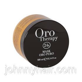 Відновлююча маска для волосся Fanola Oro Therapy 300 мл